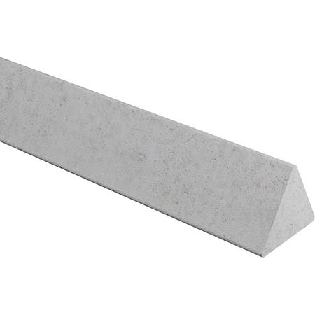 Betónová trojhranná lišta 25 mm