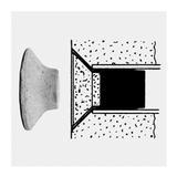 Pohľadová konusová zátka 22 mm