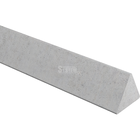 Betónová trojhranná lišta 35 mm