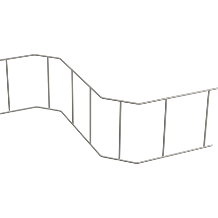Kovový had DBV 400 mm
