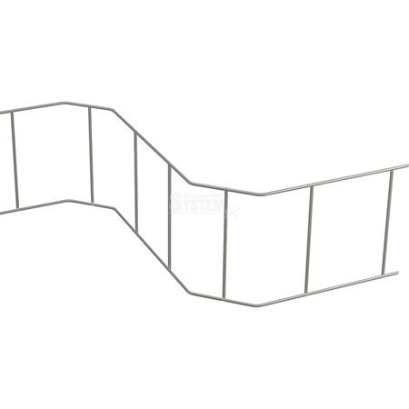 Kovový had DS 300 mm
