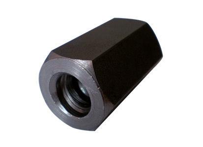 Šesťhranná matica DWG 15 - čierna