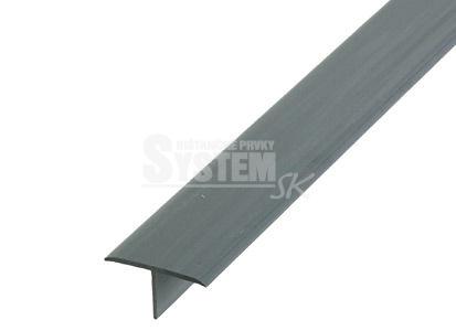 Spojovacia lišta T-profil 20 x 20 mm