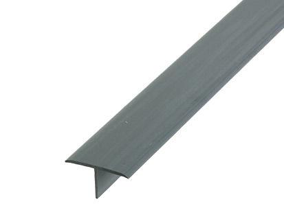 Spojovacia lišta T-profil 42 x 21 mm