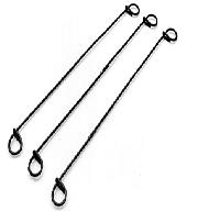 Viazací drôt s očkami 1,20 x 120 mm